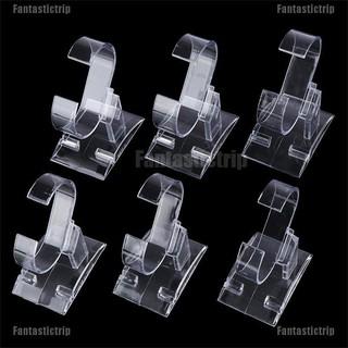 Gói 3 giá nhựa acrylic trong dùng trưng bày trang sức đeo tay