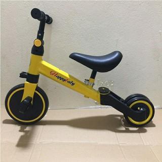 Nhập mã TOYOCT giảm 10% tối đa 15K đơn từ 50K]Xe thăng bằng kiêm xe đạp 3 bánh (loại đắt) S012