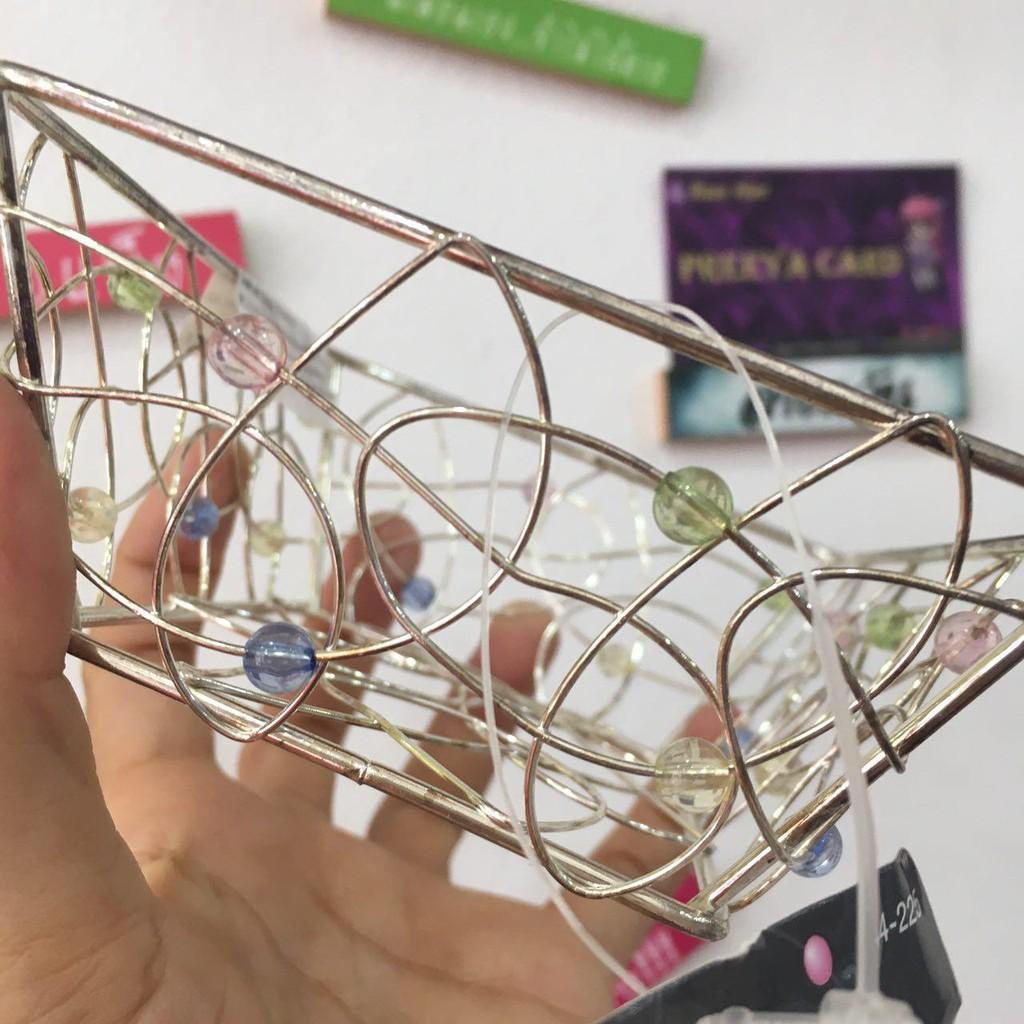 Rổ lưới hình chữ nhật SEIWAPRO 13*10*4,5 cm 44-225