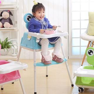 [SALE GIÁ TỐT] Ghế ngồi ăn gấp gọn cho bé