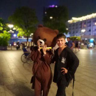 Mascot Gấu Lầy Giá Rẻ Thành Phố Hồ Chí Minh