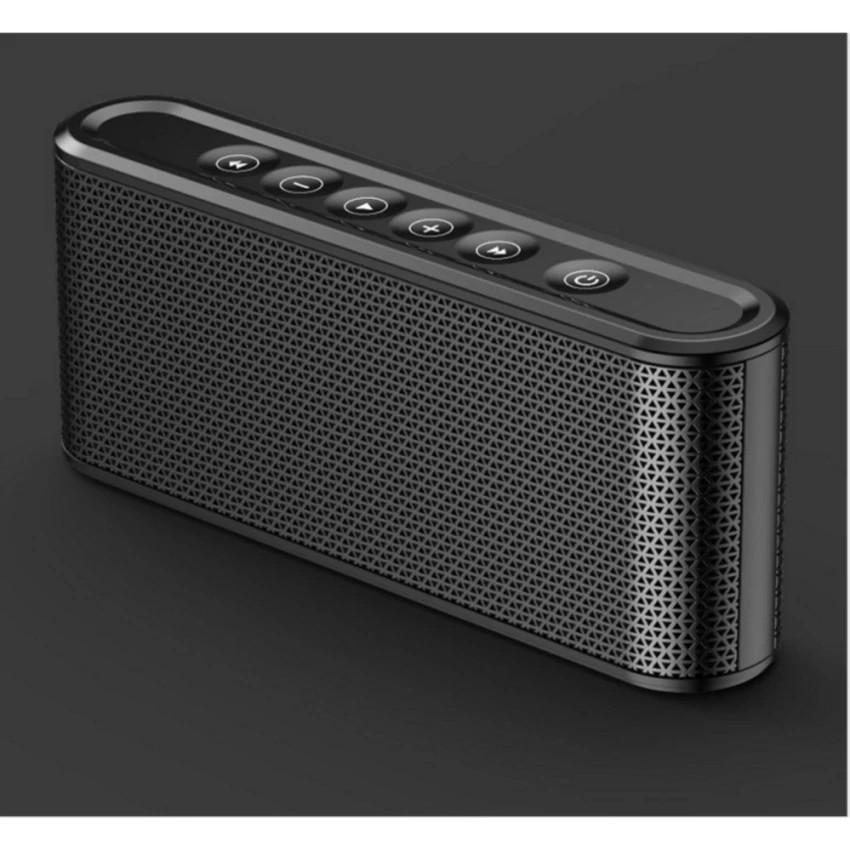 [ELCETOP06 hoàn tối đa 100k xu cho đơn 299kLoa Bluetooth cảm ứng Manovo X6 -dc2517