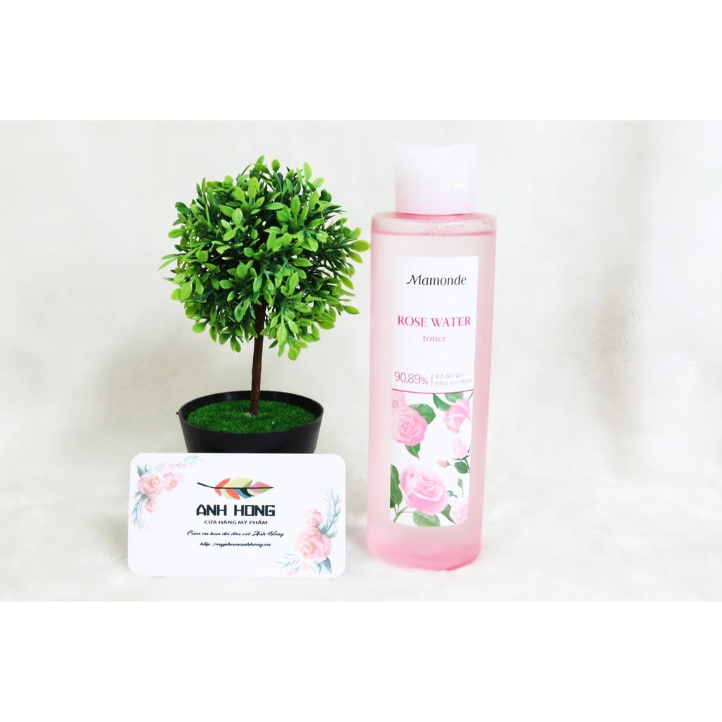 Nước Hoa Hồng Mamonde Rose Water Toner - 2404341 , 698802981 , 322_698802981 , 430000 , Nuoc-Hoa-Hong-Mamonde-Rose-Water-Toner-322_698802981 , shopee.vn , Nước Hoa Hồng Mamonde Rose Water Toner