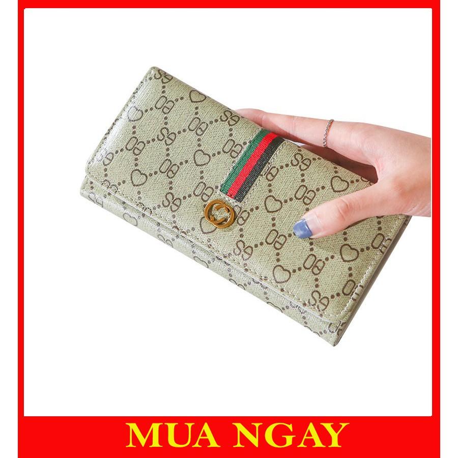 Ví bóp nữ cầm tay đựng siêu đẹp Hotami VN09 tiền nhỏ mini