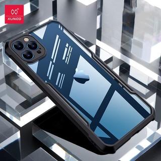 Ốp lưng Iphone 7 Plus 8 Plus X XS XR Xs Max 11 11 Pro 11 Pro Max chống sốc chính hãng XUNDD thumbnail