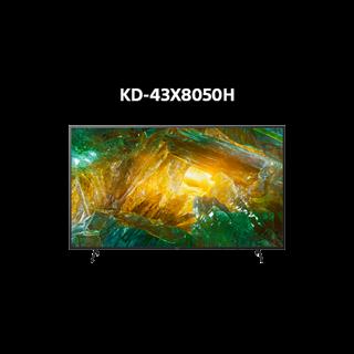 Android Tivi Sony 4K 43 Inch KD-43X8050H - Hàng Chính Hãng thumbnail