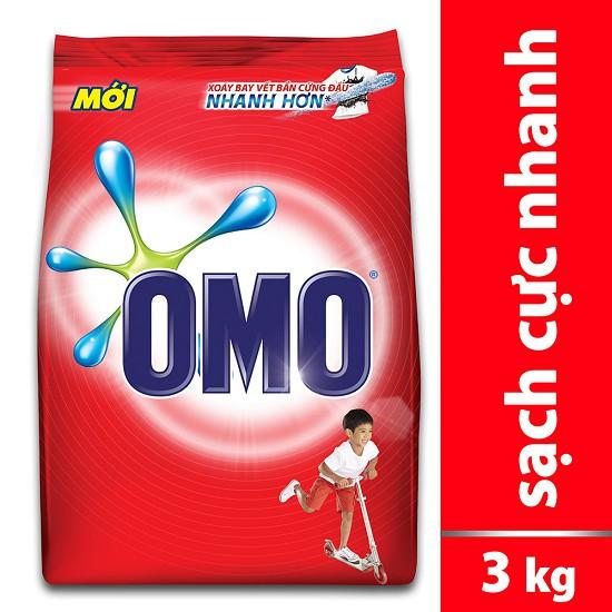 Bột giặt Omo 3kg/Omo comfort 2.7kg