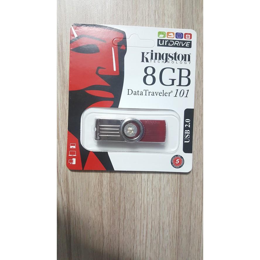 USB Kingston 8GB Hàng xịn bảo hành 5 năm 1 đổi 1