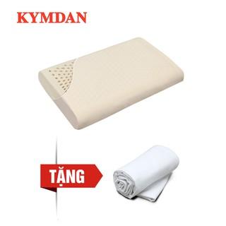 Gối cao su thiên nhiên KYMDAN Pillow IYASHI - Tặng 1 áo gối thumbnail
