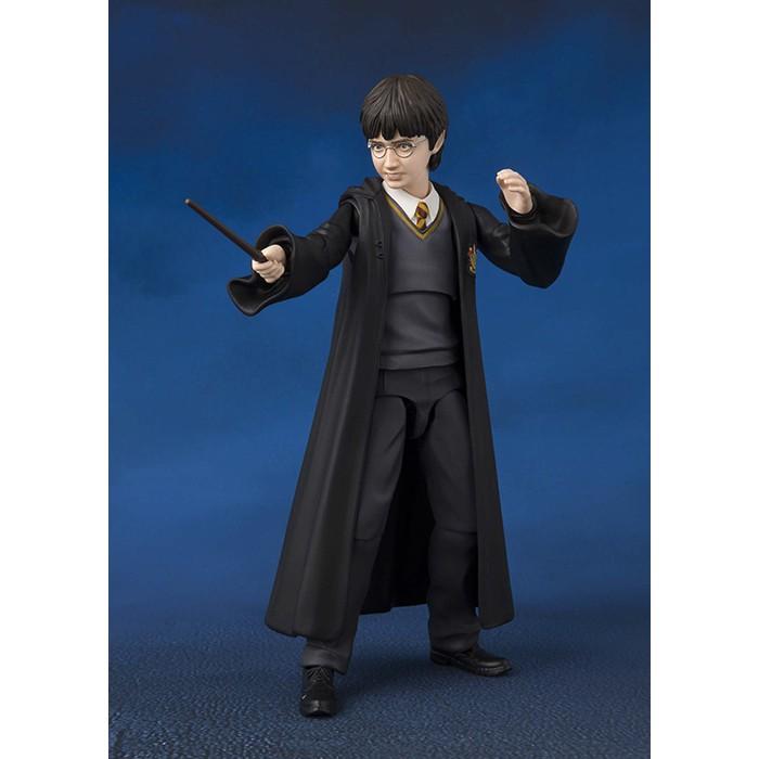 Mô hình chính hãng Bandai S.H.Figuarts SHF Harry Potter (Harry Potter và hòn đá phù thủy). New nguyên seal, hộp...