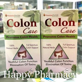 (Cam Kết)Viên Uống Nhuận Tràng COLON Care, Xuất sứ từ Mỹ
