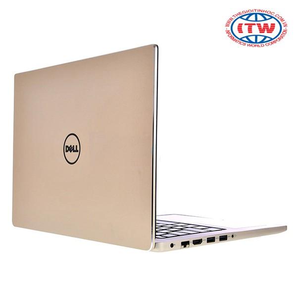 Laptop Dell Inspiron N7460 i7-7500U (Gold) - Tặng kèm túi NB Dell