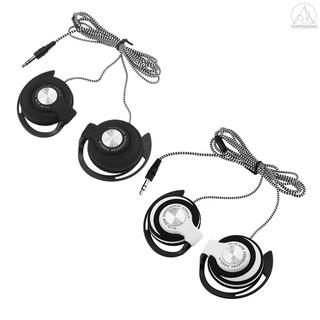 Tai nghe móc tai có dây 3.5mm thiết kế chất lượng cao