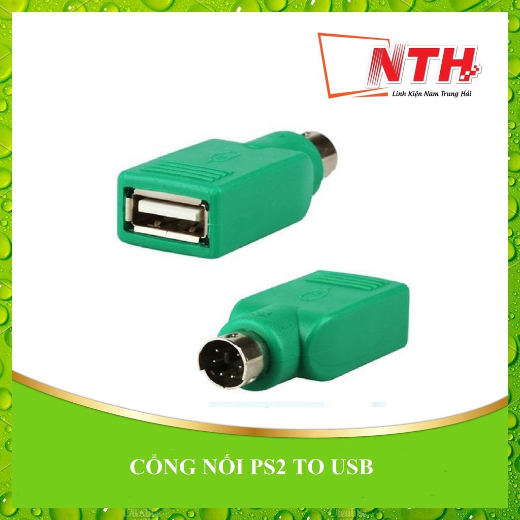 [NTH] CỔNG NỐI USB RA PS2 - 2612983 , 58120540 , 322_58120540 , 35000 , NTH-CONG-NOI-USB-RA-PS2-322_58120540 , shopee.vn , [NTH] CỔNG NỐI USB RA PS2