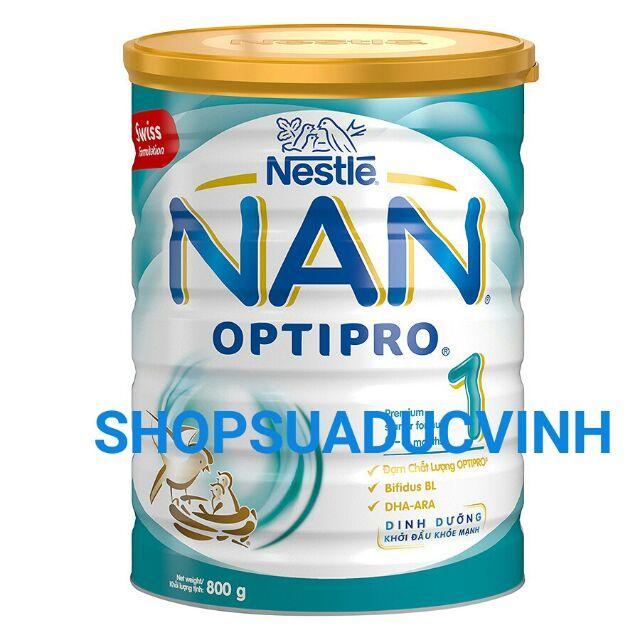 (TKB0718W2B giảm 3% tối đa 20k) MẪU MỚI Sữa bột Nestle Nan 1 800g date 12/2019 - 2559083 , 39648469 , 322_39648469 , 365000 , TKB0718W2B-giam-3Phan-Tram-toi-da-20k-MAU-MOI-Sua-bot-Nestle-Nan-1-800g-date-12-2019-322_39648469 , shopee.vn , (TKB0718W2B giảm 3% tối đa 20k) MẪU MỚI Sữa bột Nestle Nan 1 800g date 12/2019