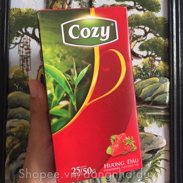 Trà Dâu Cozy (túi lọc) - 2470328 , 245872862 , 322_245872862 , 8000 , Tra-Dau-Cozy-tui-loc-322_245872862 , shopee.vn , Trà Dâu Cozy (túi lọc)