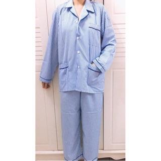Ảnh thật – Bộ Pijama trung niên tay dài