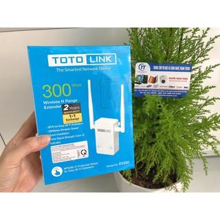 Thiết Bị Phát Wifi Repeater TOTOLINK EX200 _Phân Phối Chính Hãng thumbnail