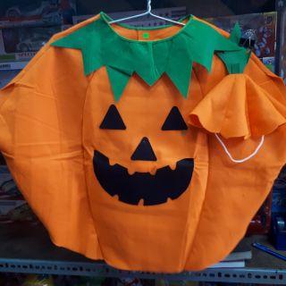 Set áo bí ngô Halloween