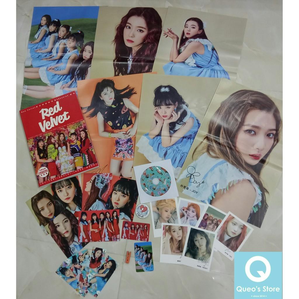 Combo photobook Red Velvet - 2994985 , 268513477 , 322_268513477 , 200000 , Combo-photobook-Red-Velvet-322_268513477 , shopee.vn , Combo photobook Red Velvet