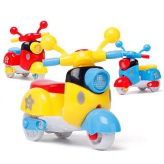 Xe máy mini chạy đà