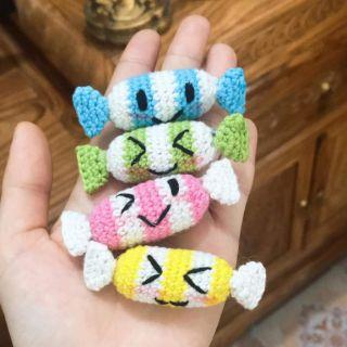 Kẹo nhồi bông handmade