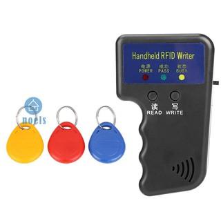 125KHz Handheld RFID Reader Writer ID Keyfob Key Card Duplicator