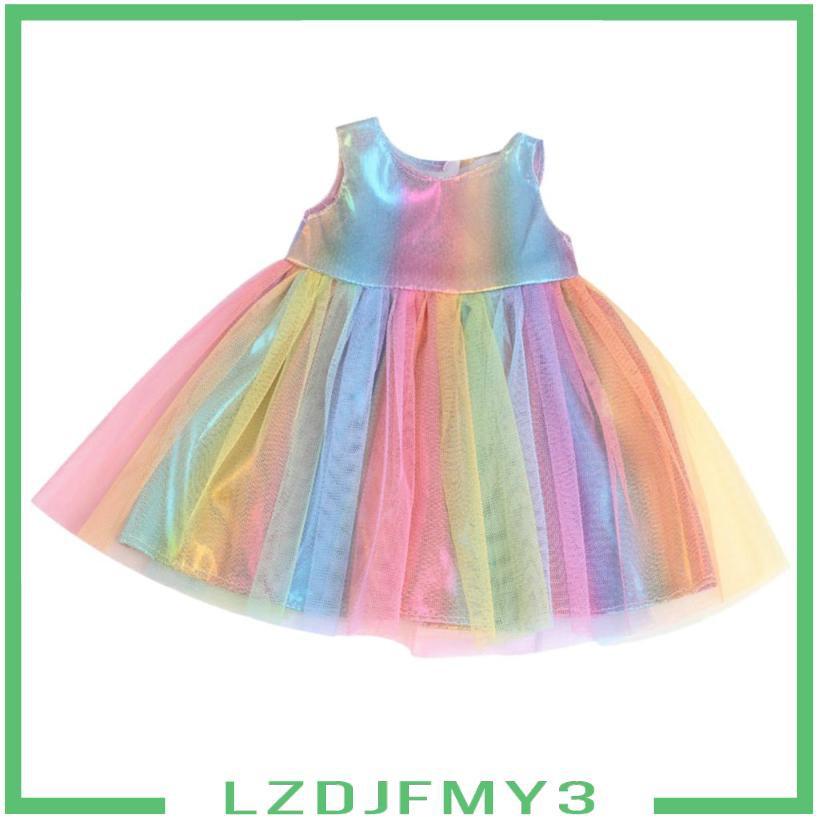 American Doll Skirt 18 Inch Princess Girl Doll Fashion Clothes Dress up