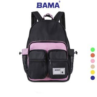 Balo BAMA®- SCHOOL BACKPACK SS2 Chính Hãng - Thời trang đi học, đi chơi dành cho nam, nữ