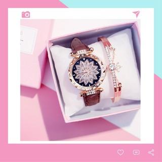 Đồng hồ dây da Hamino thời trang đẹp rẻ DH26 thông minh thumbnail