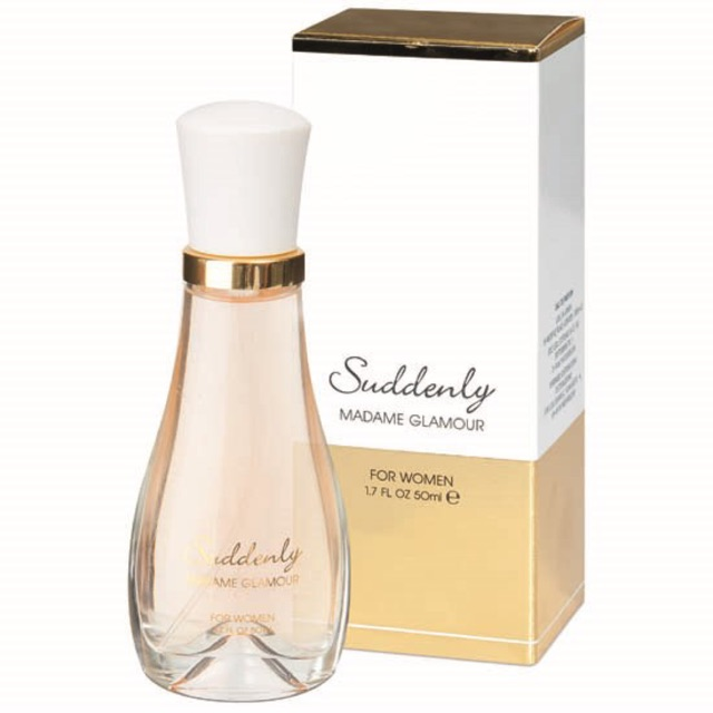 Nước hoa Suddenly Madame Glamour 50ml - 3438592 , 1263137145 , 322_1263137145 , 235000 , Nuoc-hoa-Suddenly-Madame-Glamour-50ml-322_1263137145 , shopee.vn , Nước hoa Suddenly Madame Glamour 50ml