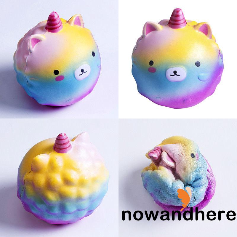 HEW-cute fun Slow Rising Squeeze Collection Squishes Scented Charms Squishy