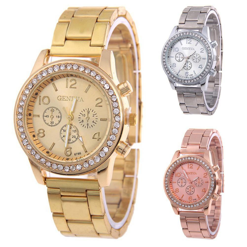 Đồng hồ có hiển thị giờ Ả Rập dành cho nam