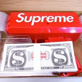 Súng bắn tiền Superman(Full hộp súng tặng kèm tiền)