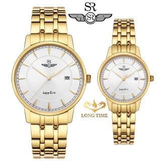 Đồng hồ Đôi SRWATCH SG1079.1402TE-SL1079.1402TE mặt kính Sapphire phong cách thời tr thumbnail