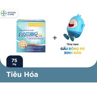 Thực Phẩm Bảo Vệ Sức Khoẻ Bổ Sung Lợi Khuẩn Antibio pro 100 Gói (10 Túi x 10 Gói Bột 1G) thumbnail