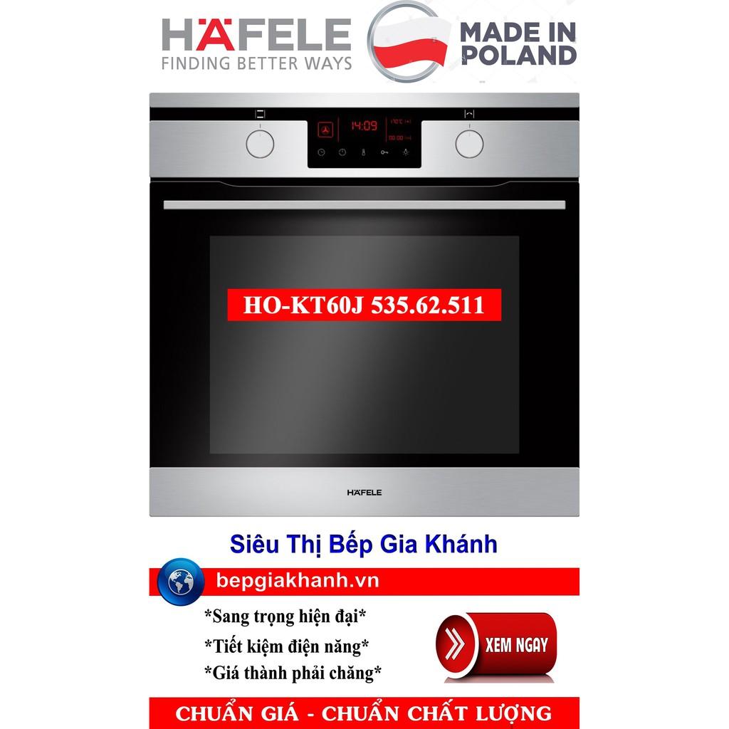 Lò nướng âm tủ cao cấp Hafele HO-KT60J 535.62.511 nhập khẩu Ba Lan