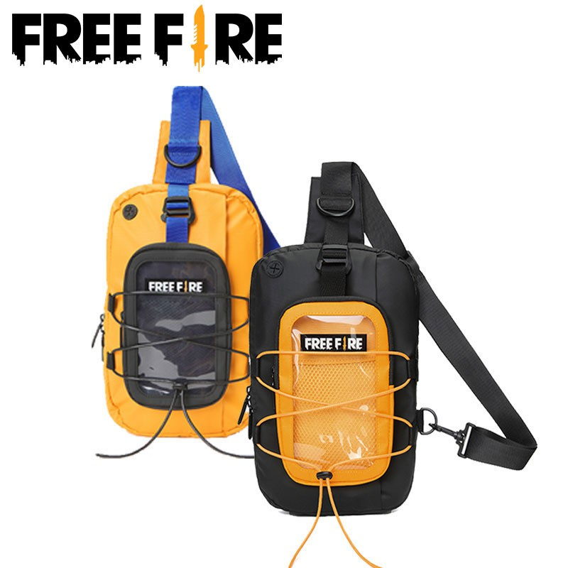 Túi đeo chéo Free Fire cho cả nam và nữ 3L