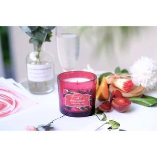 Nến thơm hương Apple cherry