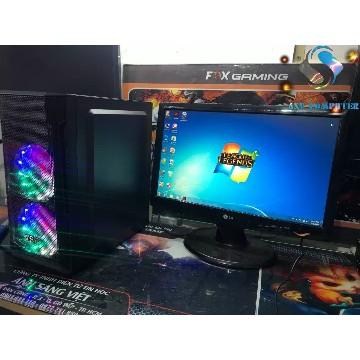 PC chơi game A10 5800k, Ram 8GB, VGA GTX 730 DDR5 2GB, Màn hình 19inch (như hình) chiến pubg, fifa4...