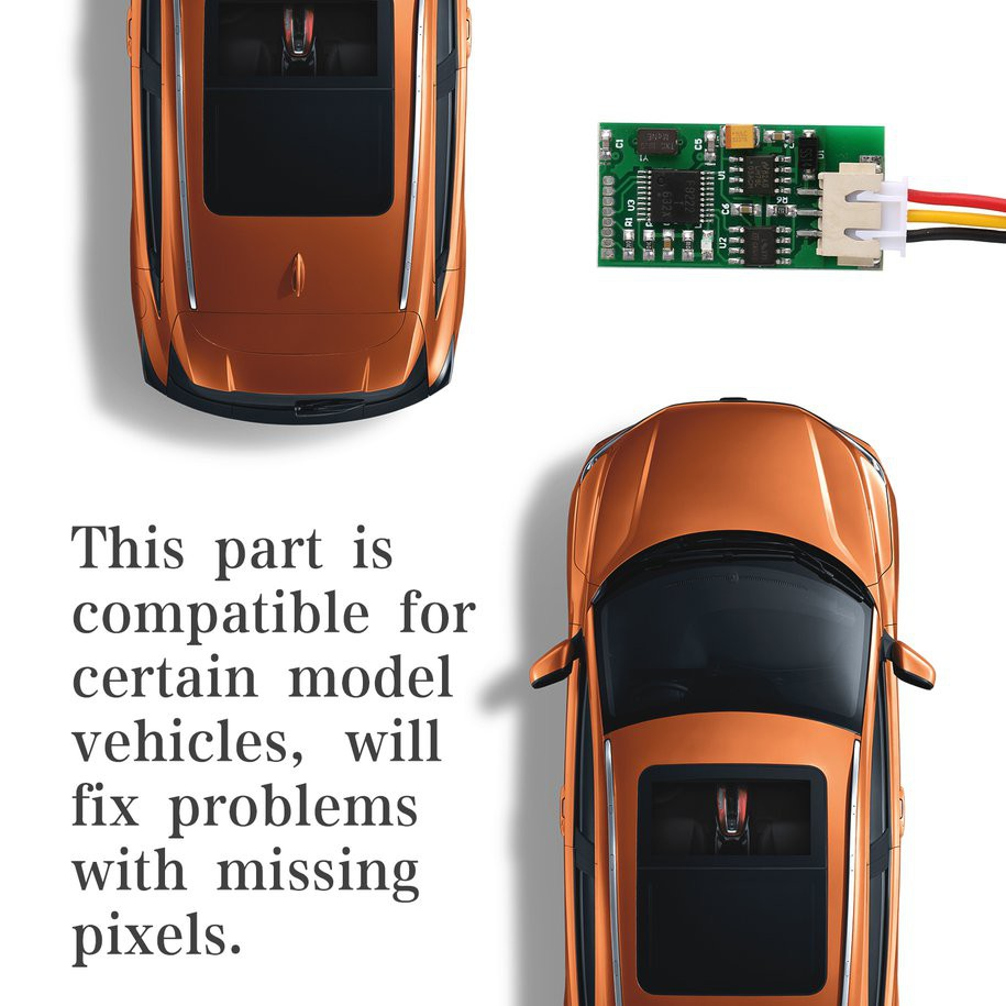 YKS#ELV Simulator for Mercedes benz W204 W207 W212 Auto Accessories
