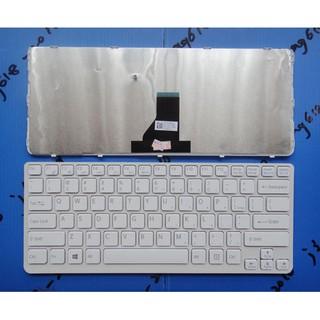 Bàn Phím Laptop Sony SVE 14 (màu trắng),SVE14, SVS14 SVE14A SVE14AA12T SVE14A17ECW SVE14AE13L SVE14A1S1E SVE14A thumbnail
