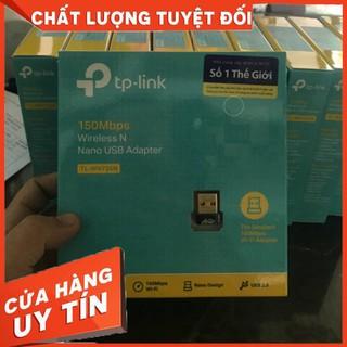 Bộ thu Wifi Tp-Link TL-WN725N chính hãng. BH 2 năm