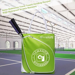 Portable Towels Nylon Men Women Outdoor Sports Racquet Bags