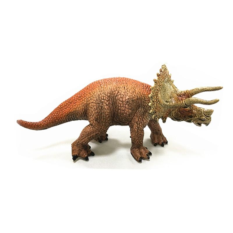 Mô Hình Khủng Long Raptor Và Khủng Long Ba Sừng Triceratops Đồ Chơi Cho Bé Học Hỏi