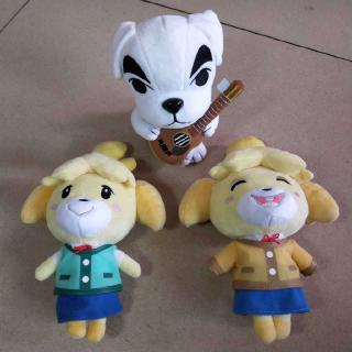[Sẵn sàng] Chuyển đổi động vật Crossing Doll Đồ chơi sang trọng Búp bê Isabelle Trò chơi Nintendo ngoại vi Mới