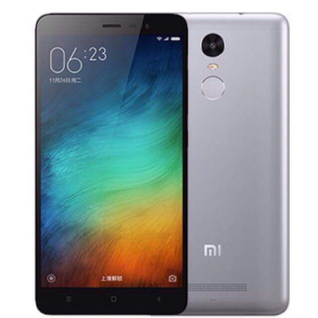 Điện thoại Xiaomi note 3_ram 3G_vân tay