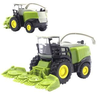 1:42 Alloy Farmer Harvester Agricultural Vehicle Car Truck Model