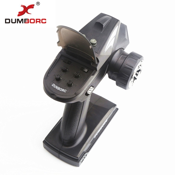 DumboRC X6 2.4G 6CH Transmitter with X6FG Receiver for JJRC Q65 MN-90 Rc Car Boat Tank Model Parts