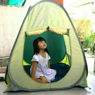 [Hình Thật] Lều Chơi Trong Nhà Trẻ Em Cao Cấp An Toàn Tự Bung Galaxy Sport GSL01 (Xuất Khẩu)